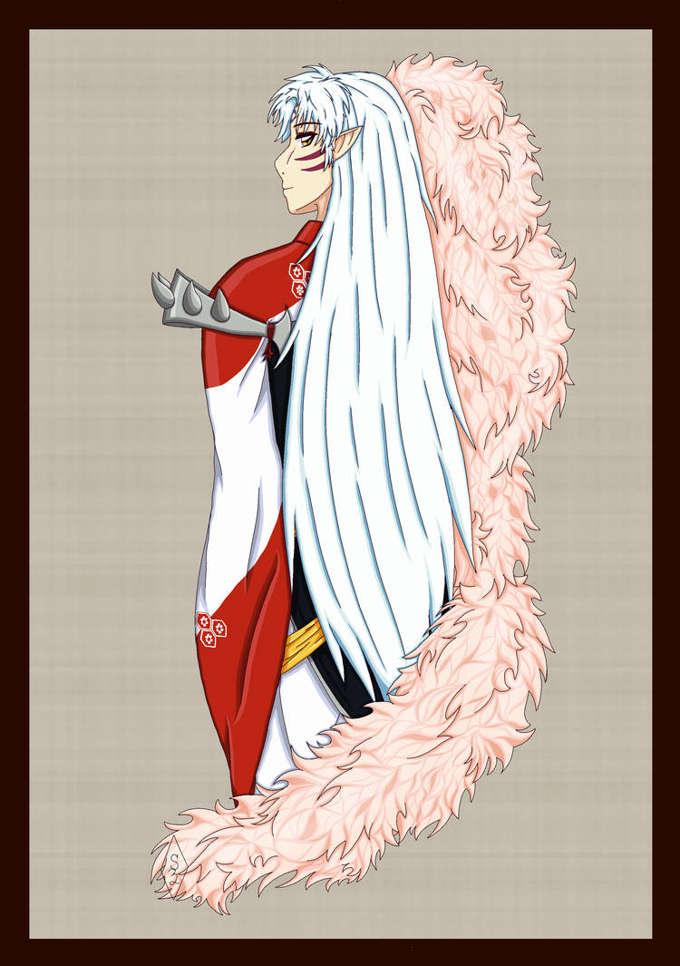Lord Sesshomaru.