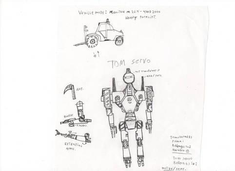 tom the autobot