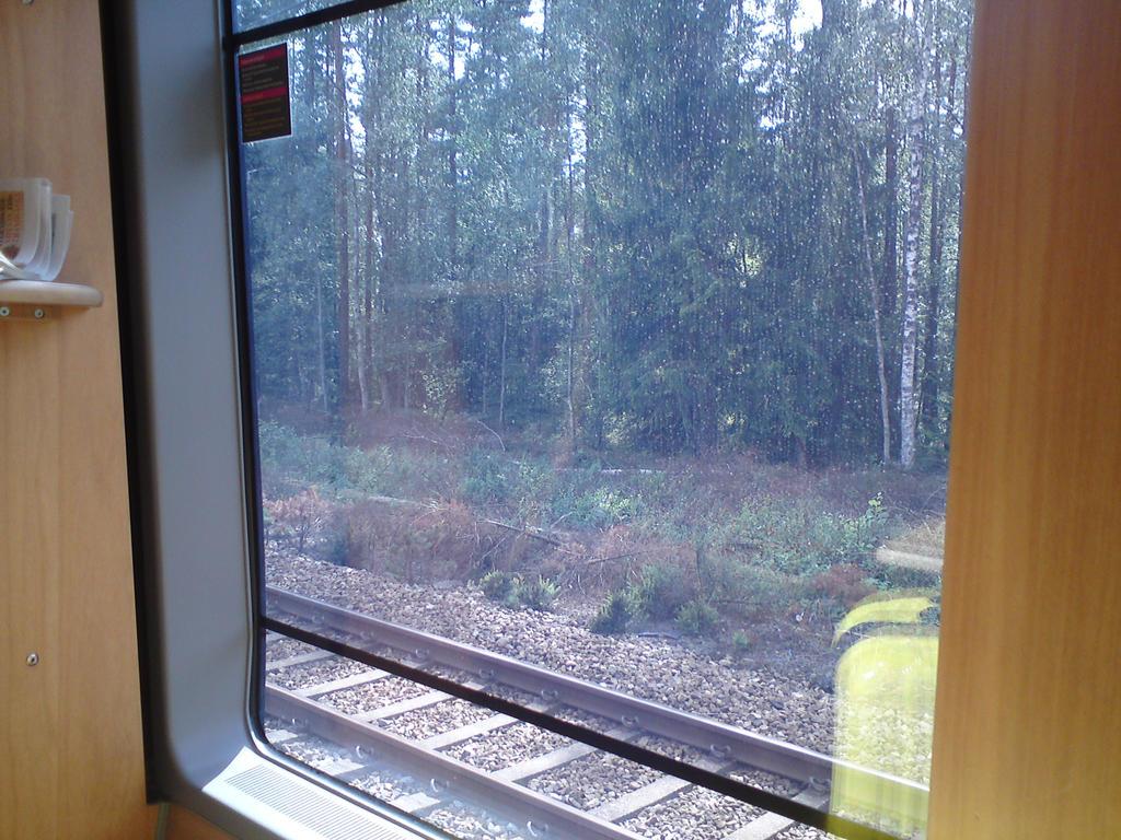 Train window by levitan71