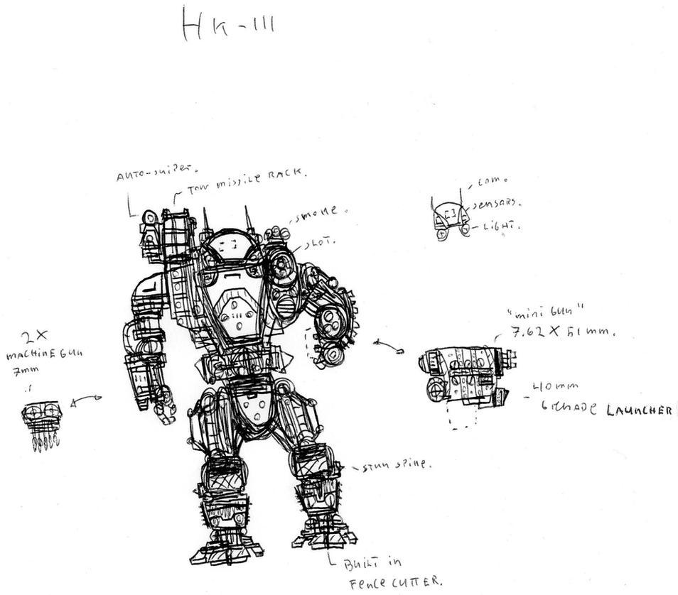 HK-111 by levitan71