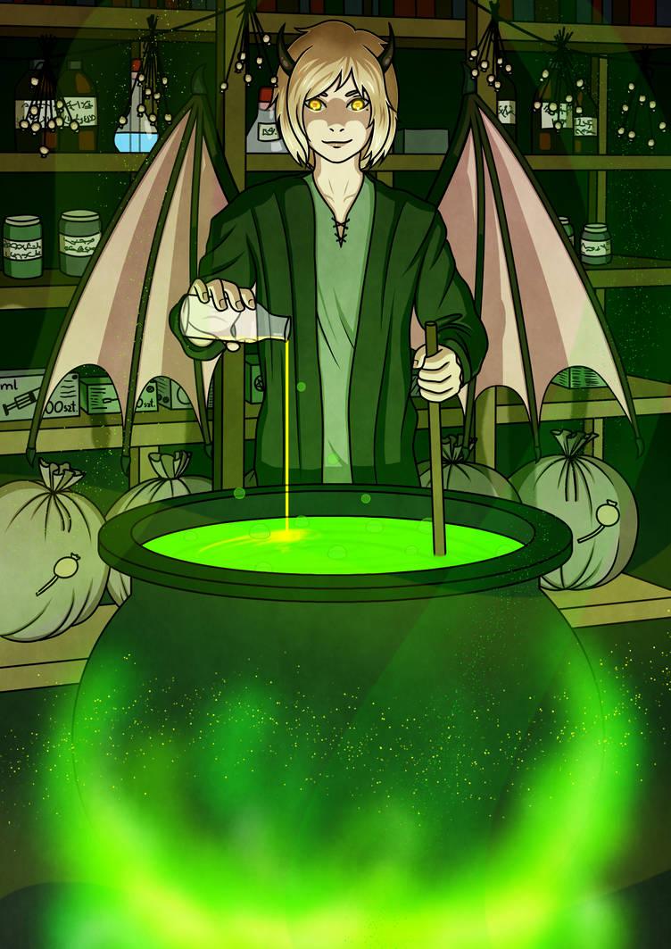 AC: Secret Halloween - Elixir