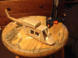 helicopter project