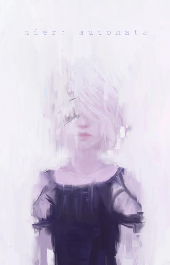 2B (Nier: Automata) by Alex-Chow