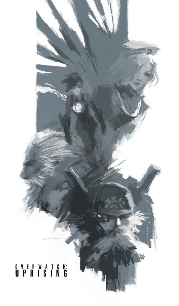 Overwatch: Uprising by Alex-Chow