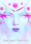 Widowmaker: One Shot, One Kill Poster (Overwatch)