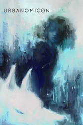 Urbanomicon: Book Cover by Alex-Chow