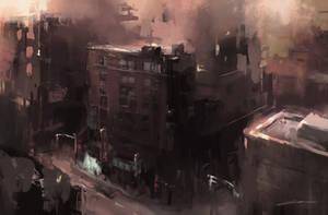 Chinatown Suite (ORIGINAL) by Alex-Chow