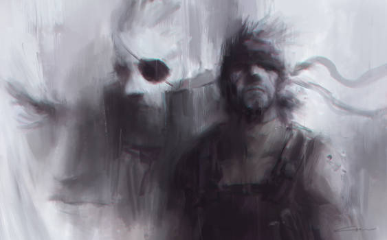 The Three Snakes (Metal Gear Solid)