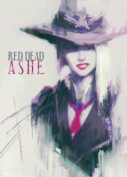 Red Dead Ashe (OVERWATCH)