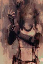Tifa Lockhart Remake (Final Fantasy 7)