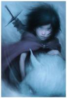 Woof: Book Cover (ORIGINAL)