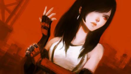 Tifa Lockhart (Final Fantasy VII REMAKE)