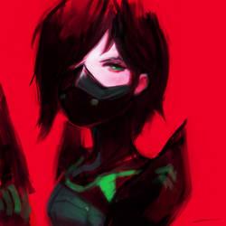 Viper Speed Painting (VALORANT)