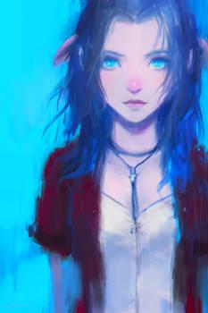 Aerith (Final Fantasy VII REMAKE)
