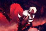 Kushala (Monster Hunter World - COMMISSION)
