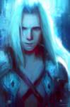 Sephiroth (FF7/Smash Bros. - Process Video in Des)