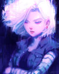 Android 18 (Dragonball Z)