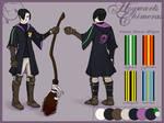 Hogwarts Chimeras Design Sheet