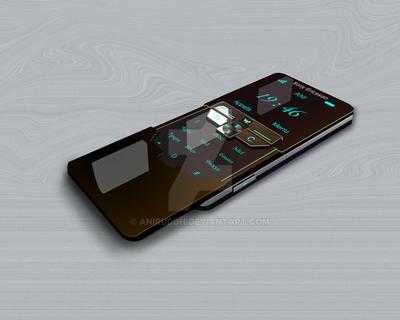 Sony Erricson Mobile by Aniruddh