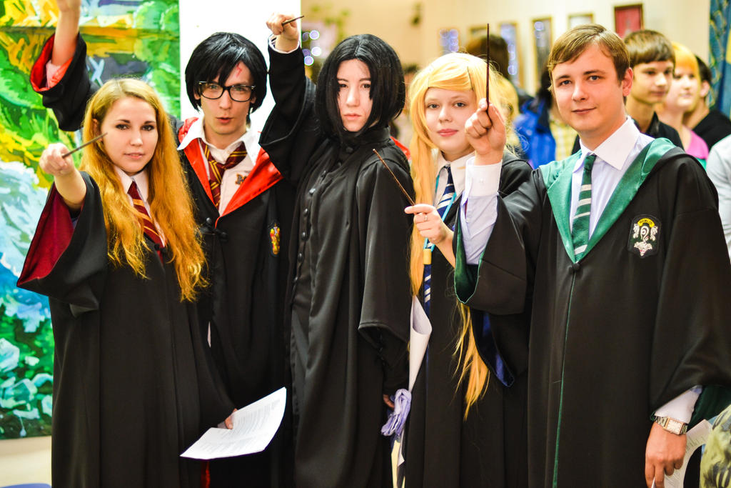 harry potter cosplay by - photo #20