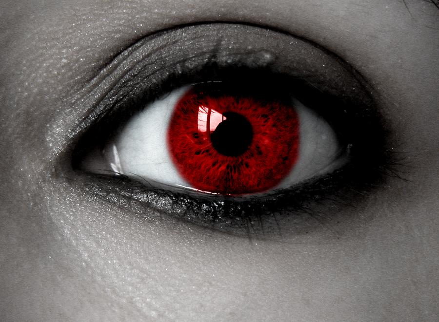 Vampire Anime Eyes Eye of the vamp...
