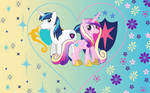 Cadence-Shining Armor Wallpaper