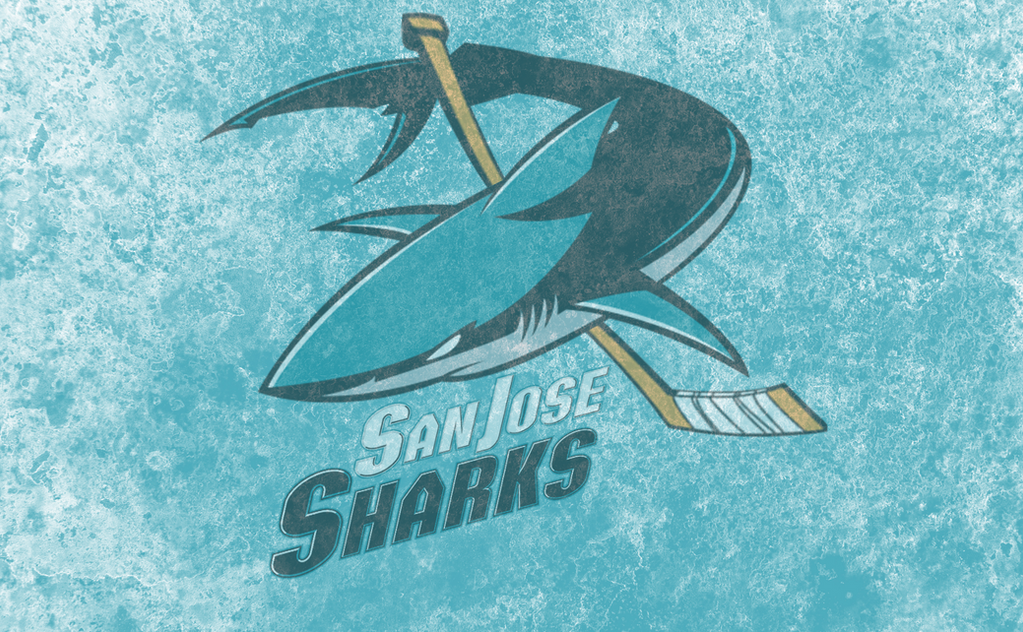 Custom San Jose Sharks Wallpaper By FastFuriousArtGarage