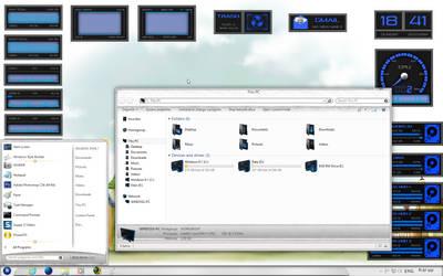 Auxo Windows 8.1.1 Test