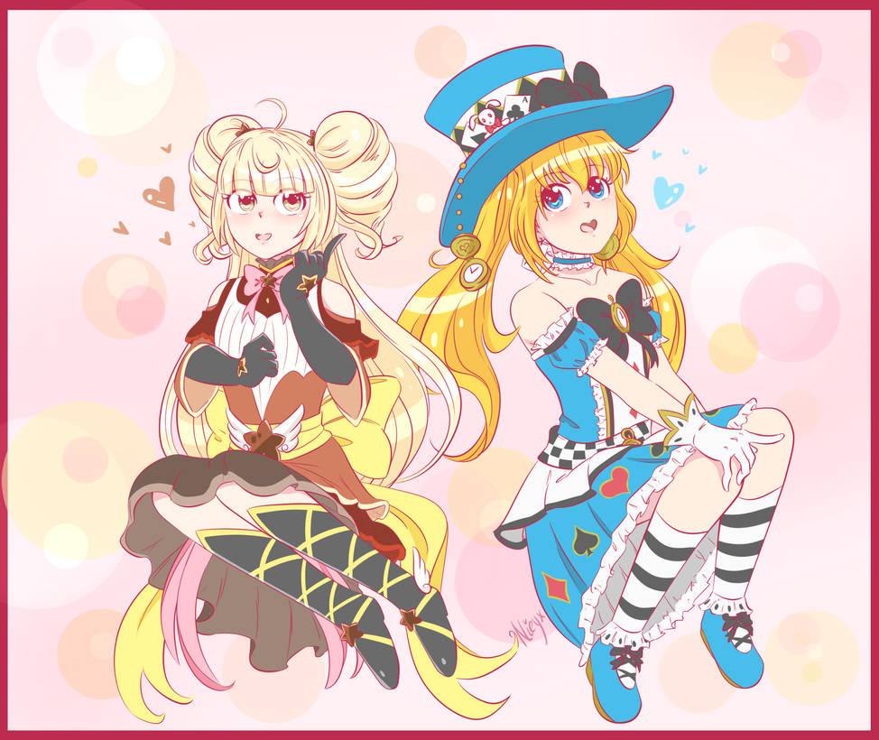 Birthday Sisters [Gift-darkskyluna+AngelusFeles]