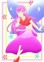 Summer Time Fairy [RafflePrize-Cheeriosguy1]
