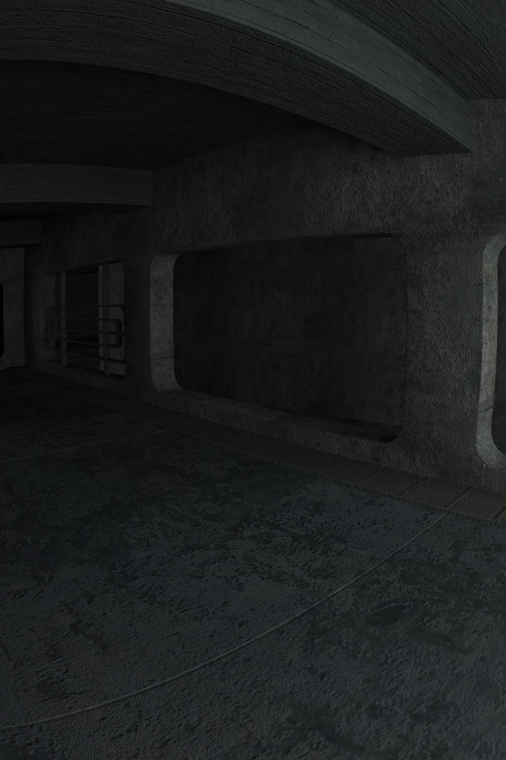 underground Parking by sdots