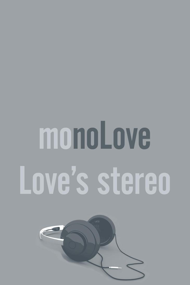 moNOLOVE by sdots
