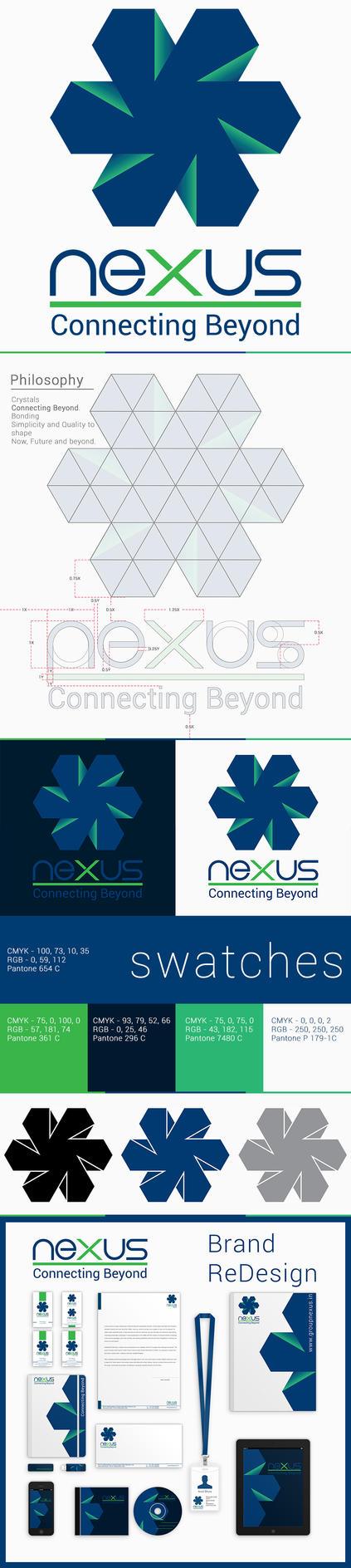 Nexus Group Branding by sdots