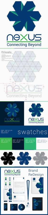Nexus Group Branding