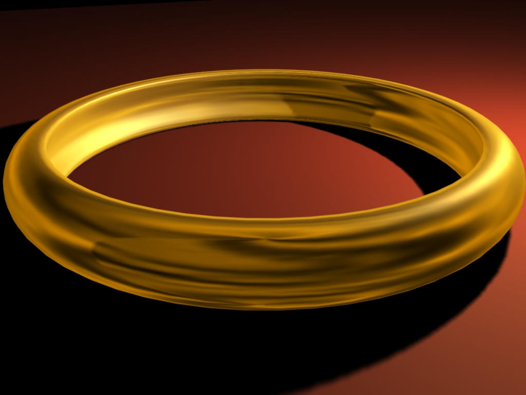 The Golden Ring by sdots