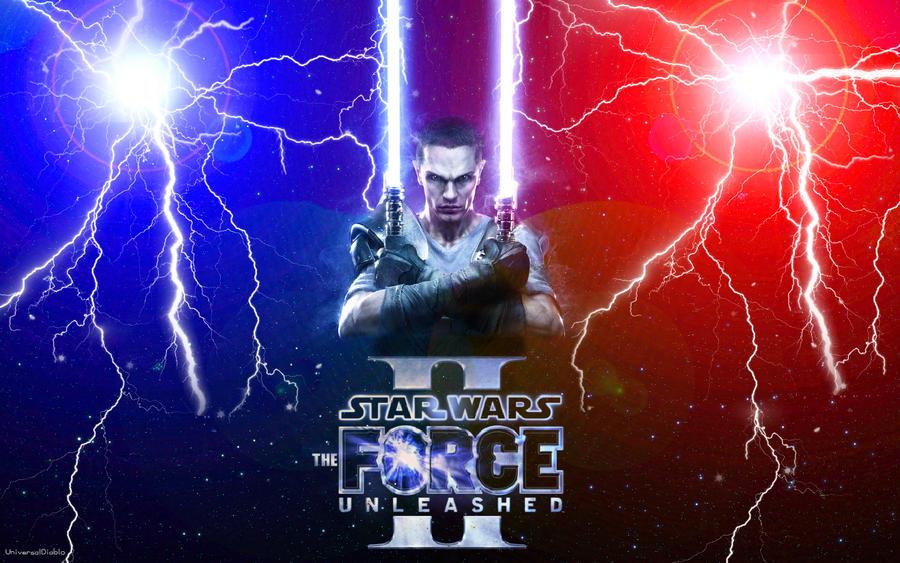 Star Wars The Force Unleashed 2 Wallpapers: Star Wars: Force Unleashed 2 By UniversalDiablo On DeviantArt