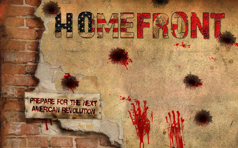 Homefront wallpaper by universaldiablo for Homefront wallpaper