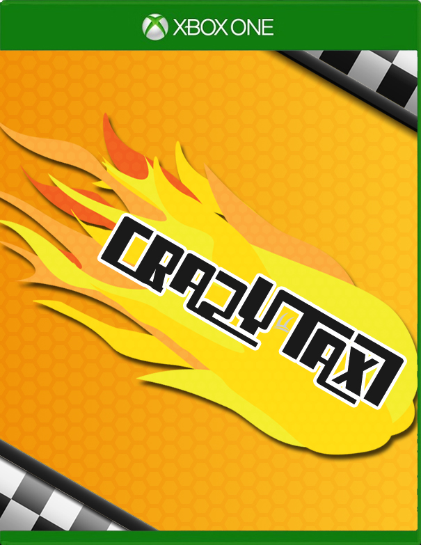 Book Cover Drawing Xbox One : Crazy taxi xbox one game cover by universaldiablo on