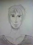 Portrait of a random Man by Estelleanimator