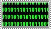 Binary Stamp by RyanPhantom