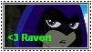 Raven Stamp by RyanPhantom