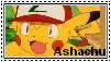 Ashachu Stamp by RyanPhantom