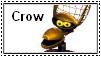 Crow Stamp by RyanPhantom