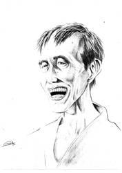 Portrait of Sasaki Sensei