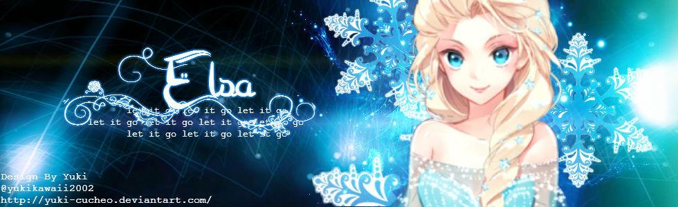طلب ارجوكم _cover_elsa_anime__7
