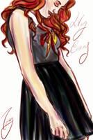 Lily by HoneyJadeCrab