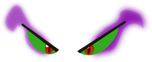 King Sombra Eyes