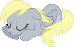 Sleeping Derpy