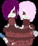 The Biskit's Cake