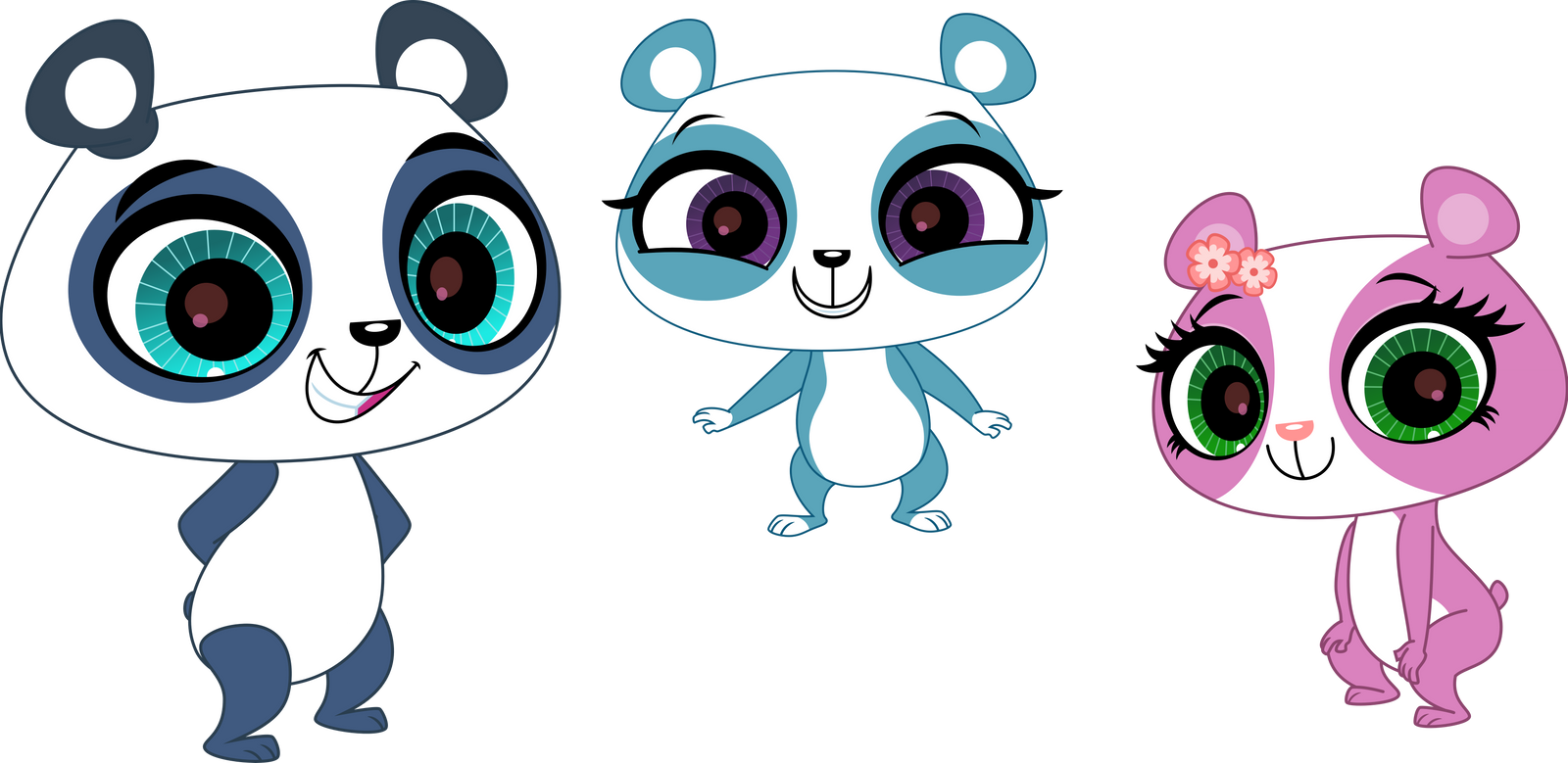 Pandas! by Fercho262